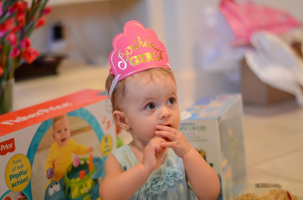 pierwsze urodziny