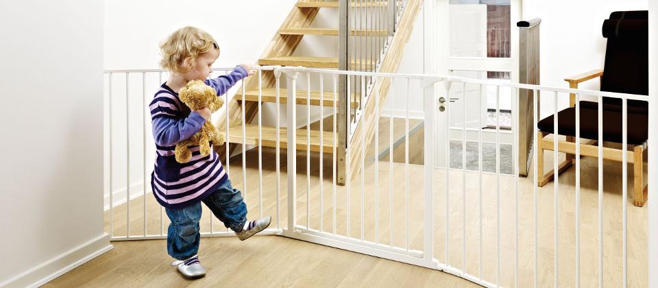 bramki bezpieczeństwa dla dzieci