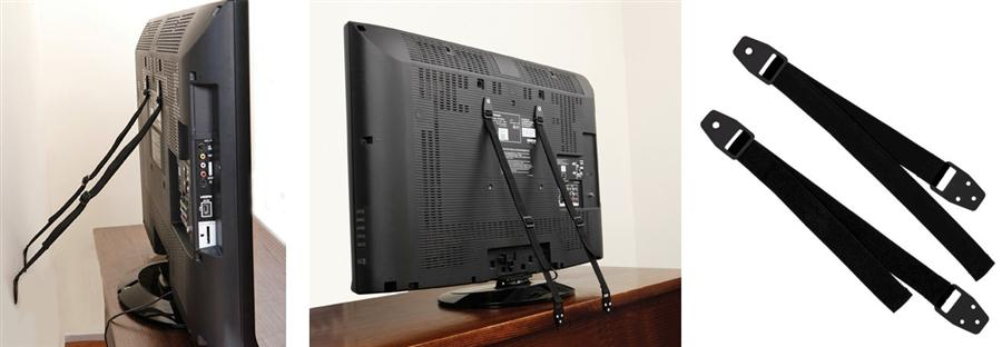 blokada telewizora przed upadkiem