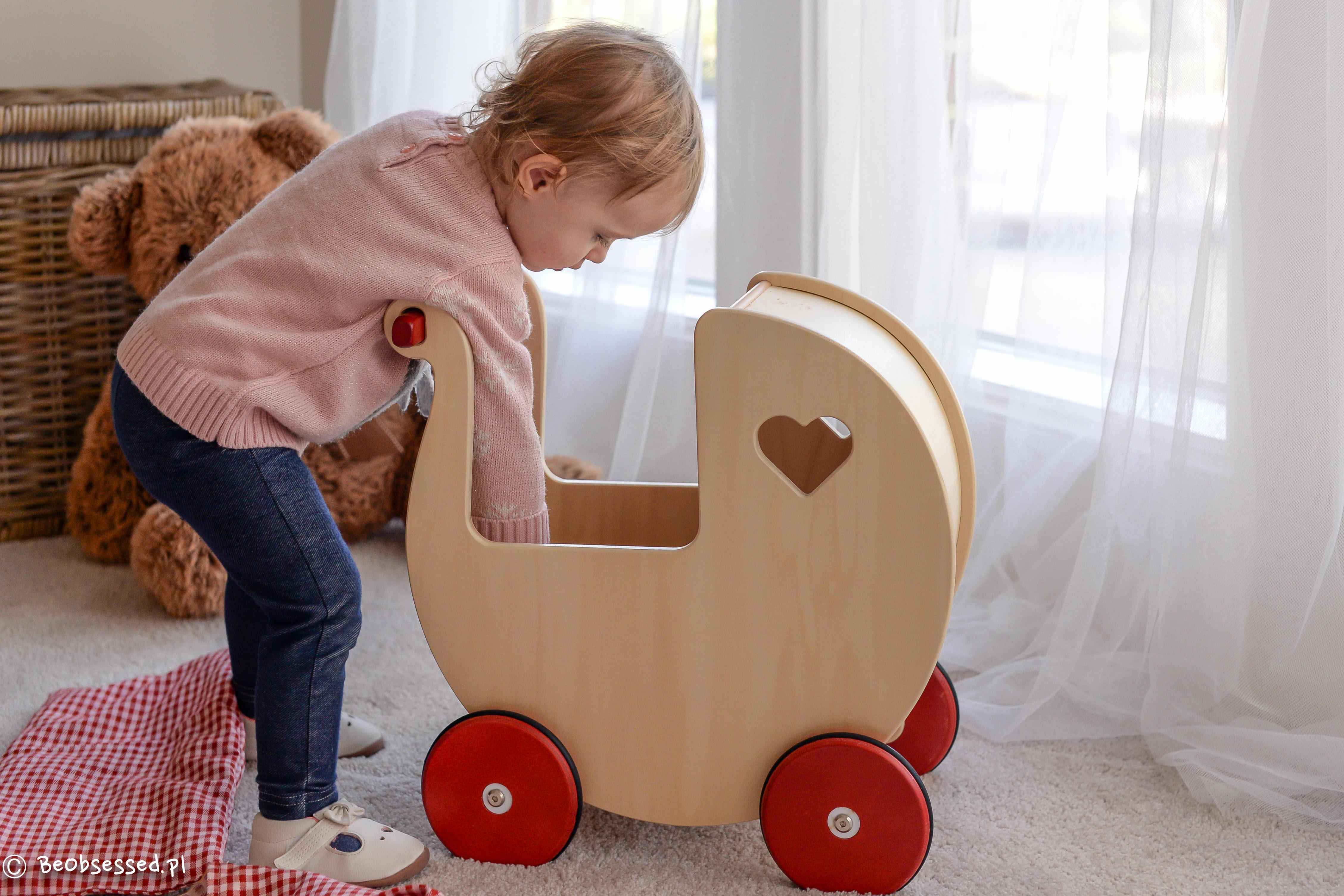 co robić z małym dzieckiem w domu