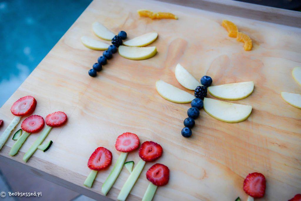 kreatywne jedzenie