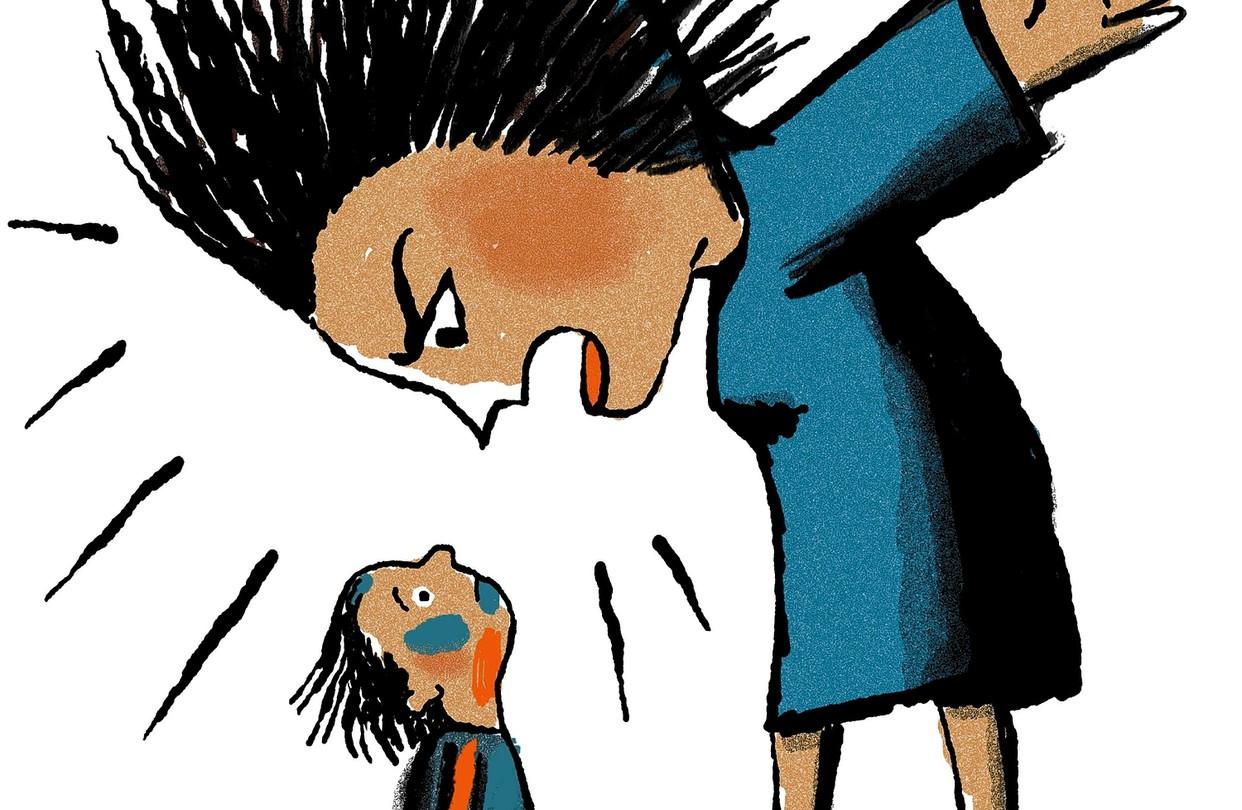 jak nie krzyczeć na dziecko